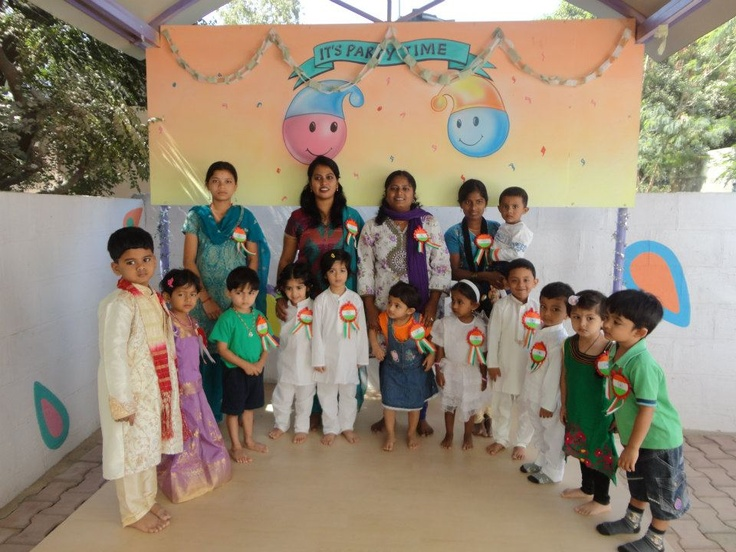 Preschools Republicday Celibrations in Electronic City