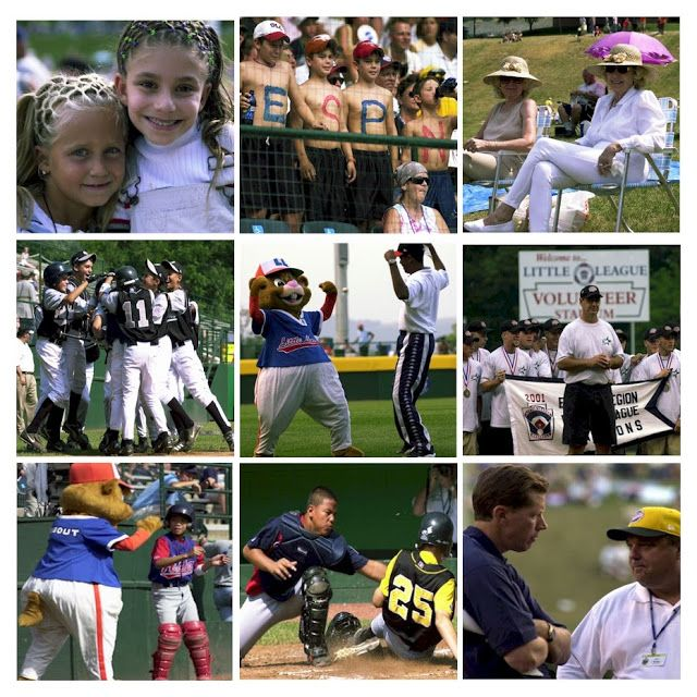 Little League News: 2001 Flashback Photo Album From Little League News...