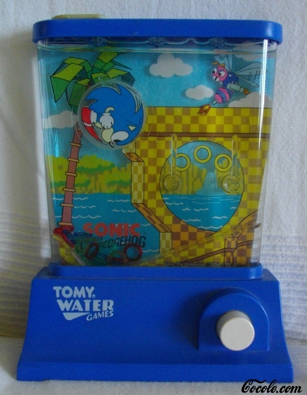 Water Game Toy : Best images about sonic toys on pinterest december