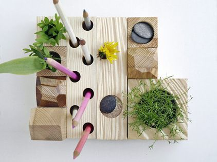 contemporary desk accessories by Etsy