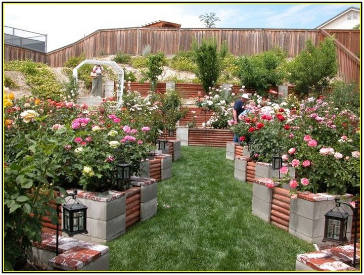 145 best potagers and raised garden beds images on for Building a raised garden