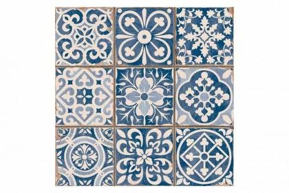 The Moroccan Collection Wall & Floor Tiles - Samples from 99p - Tons of Tiles