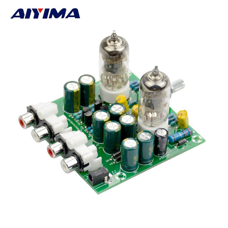 >> Click to Buy << AIYIMA 6J1 Tube Amplifier Finished Board Valve Buffer PreAmp Amplifiers Tube Preamplifier Finished Board Gall Buffers Amplifier #Affiliate