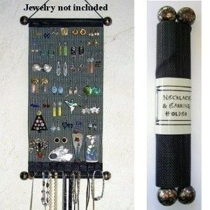 17 best Necklace Storage images on Pinterest Necklace holder