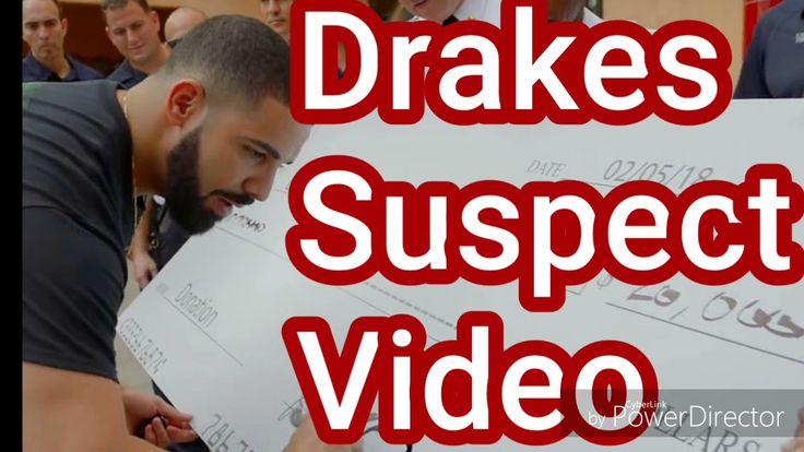 God's plan Drake Video is a bit suspect🤔🤔🤔