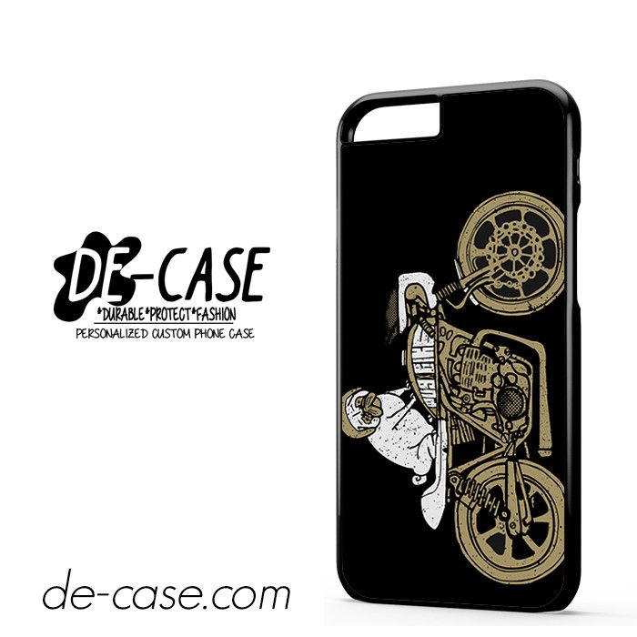 Pugs Ride A Bike DEAL-8969 Apple Phonecase Cover For Iphone 6 / 6S