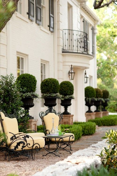 21 best front porch plant ideas images on pinterest for Front porch landscaping plants