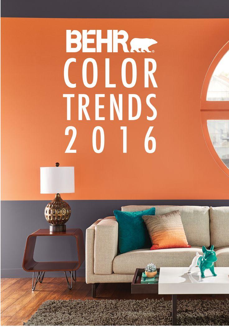 104 best images about BEHR 2016 Color Trends on Pinterest | Paint ...