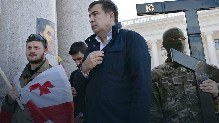 Ukraina: Saakaszwili kandydatem na szefa administracji obwodu odeskiego #Ukraina #kryzys