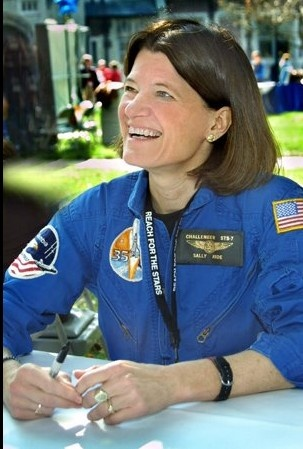 Dr. Sally Ride, America's first female astronaut to enter space has died after a 17-month battle with pancreatic cancer.   Before her death, Sally Ride had dedicated herself to bringing science to kids. She authored five science books for children and became the president of her own company, motivating youngsters to pursue careers in science, technology, engineering and math.