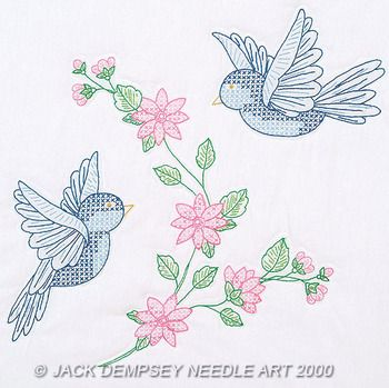 103 best st&ed cross stitch images on Pinterest | Quilt blocks ... : stamped embroidery quilt kits - Adamdwight.com