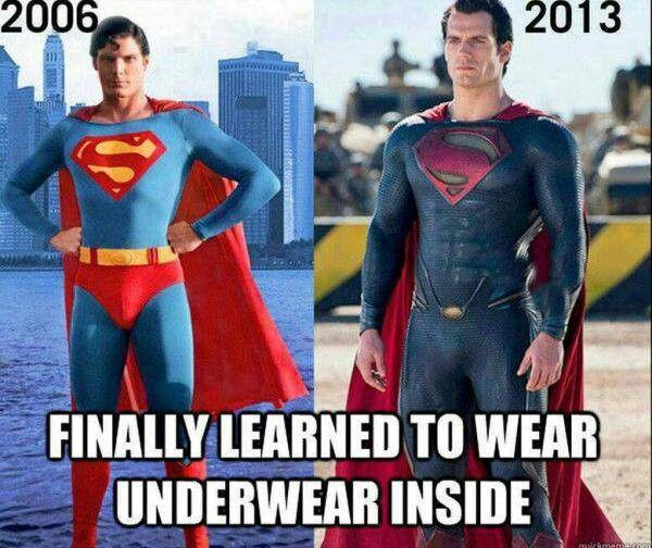 Superhero funny