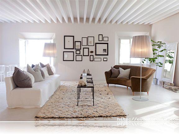 123 best Oturma Odası Dekorasyonu images on Pinterest Living - eklektik als lifestyle trend interieurdesign