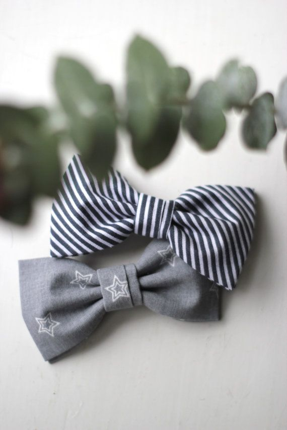 Baby Christmas Bow ties  Boys Bow ties  Father Son by everDapper