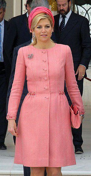 Princess Maxima of teh Netherlands
