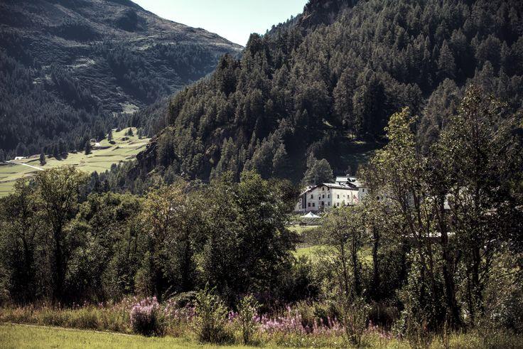 Hotel Chesa Stuva Colani - Madulain (CH) www.hotelchesacolani.com