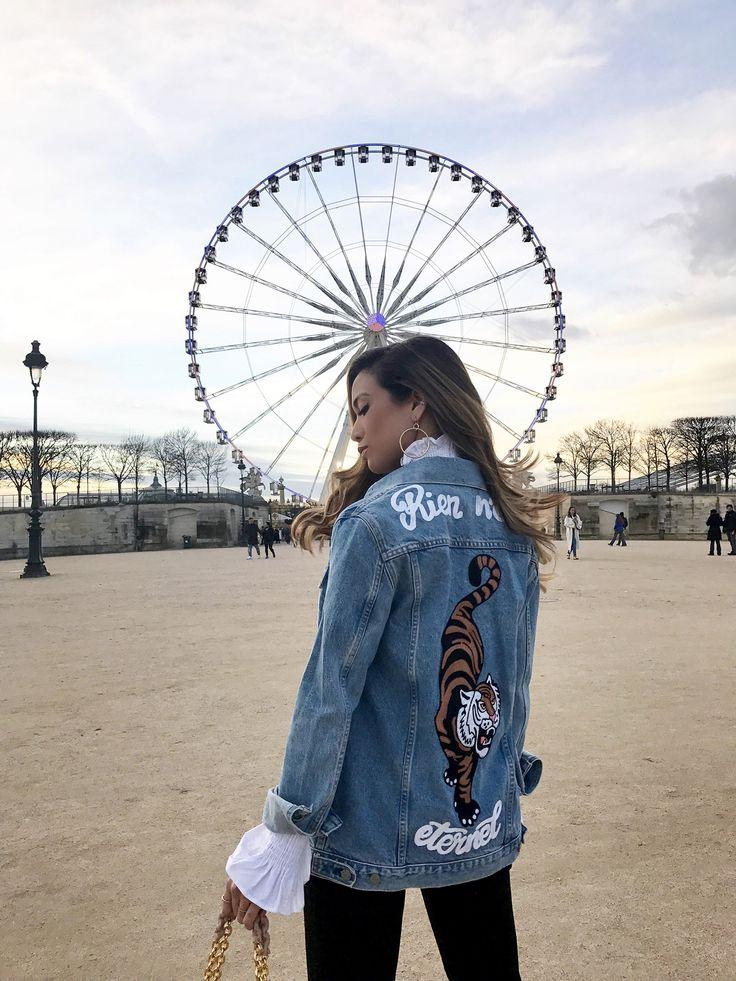 La Grande Roue - Paris |  http://www.mywhitet.com/la-grand-roue/