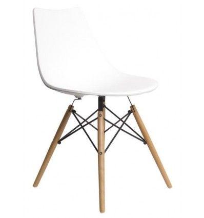 Krzesło PLASTIC WOOD