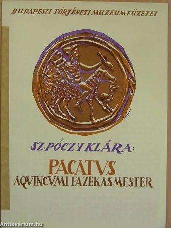 pacatus acquincum - Google keresés