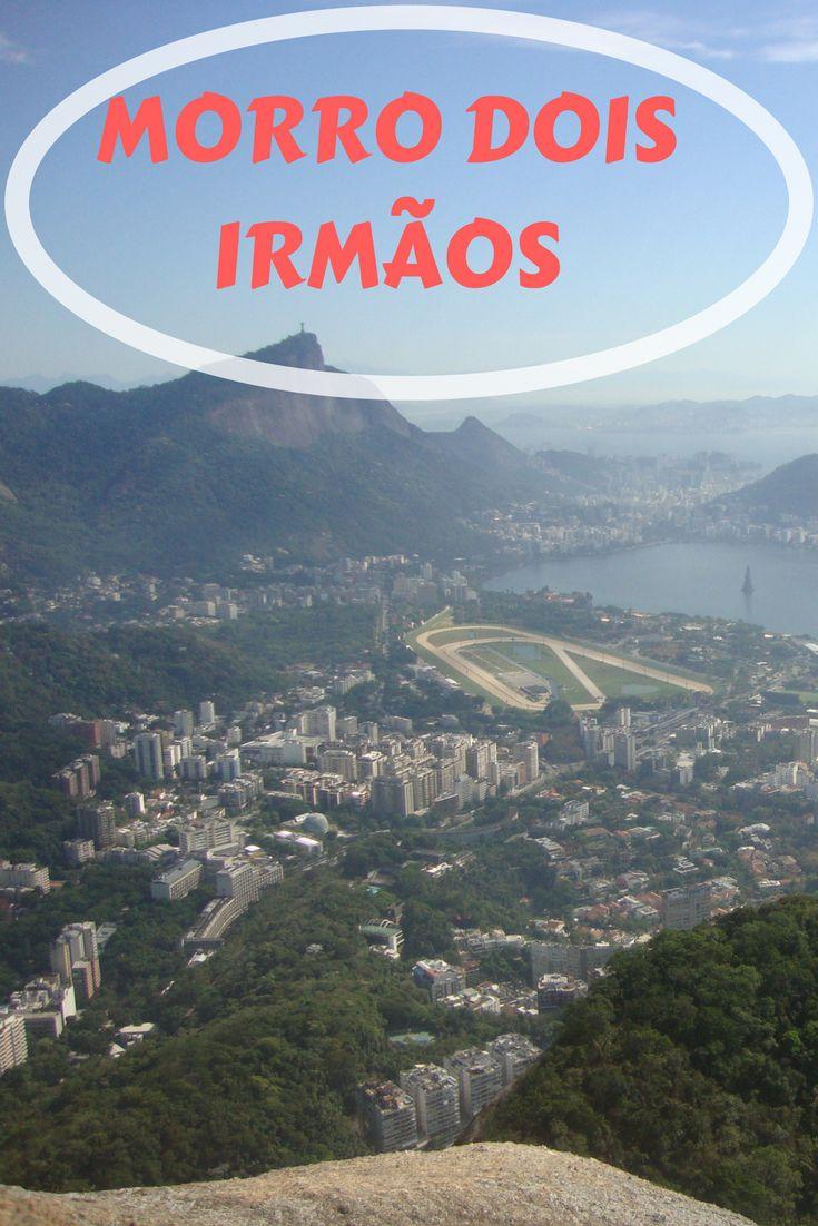 Saiba como é a trilha do Morro Dois Irmãos, no Rio de Janeiro.