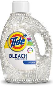 Tide Plus Bleach Alternative Liquid Laundry Detergent.