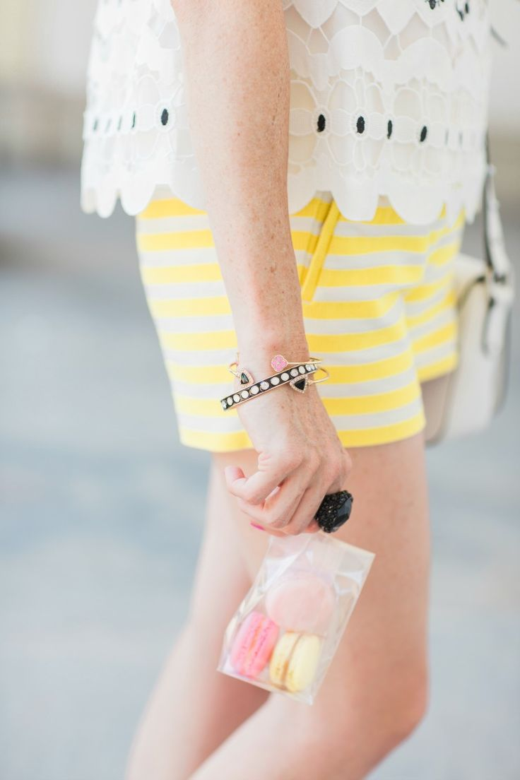 yellow-shorts-outfit, art-in-the-find
