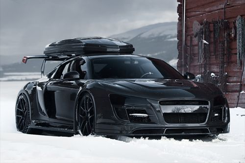 Audi R8 Winterized: Bad Ass, Audi R8, Dream Cars, Nice Rides, Dreamcars