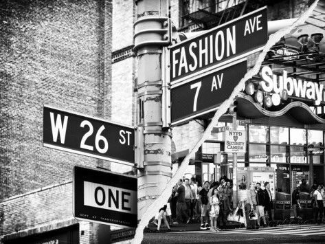 Dual Torn Posters Series – New York City