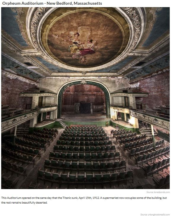 15 of the Most Haunting Abandoned Places in the World - FB Troublemakers