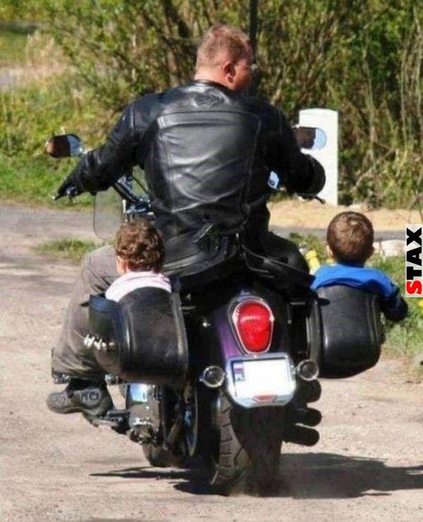 STAX | 27 fotó, ami megmutatja, hogy milyen, mikor az apa vigyáz a gyerekre