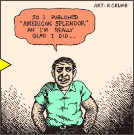 """""""The Oh-So-Clevelandish Life of Harvey Pekar"""" by A.S. from rustwire.com"""