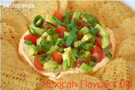 Mexican Flavoured Dip