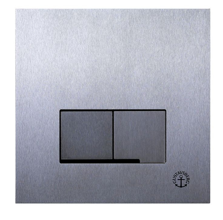 Mekanisk tryckknapp-Gustavsberg