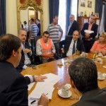 El Gobierno anunció medidas de acción integral para asistir a los damnificados por las inundaciones