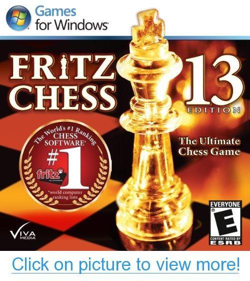 Fritz Chess 13 [Download] #Fritz #Chess #Download