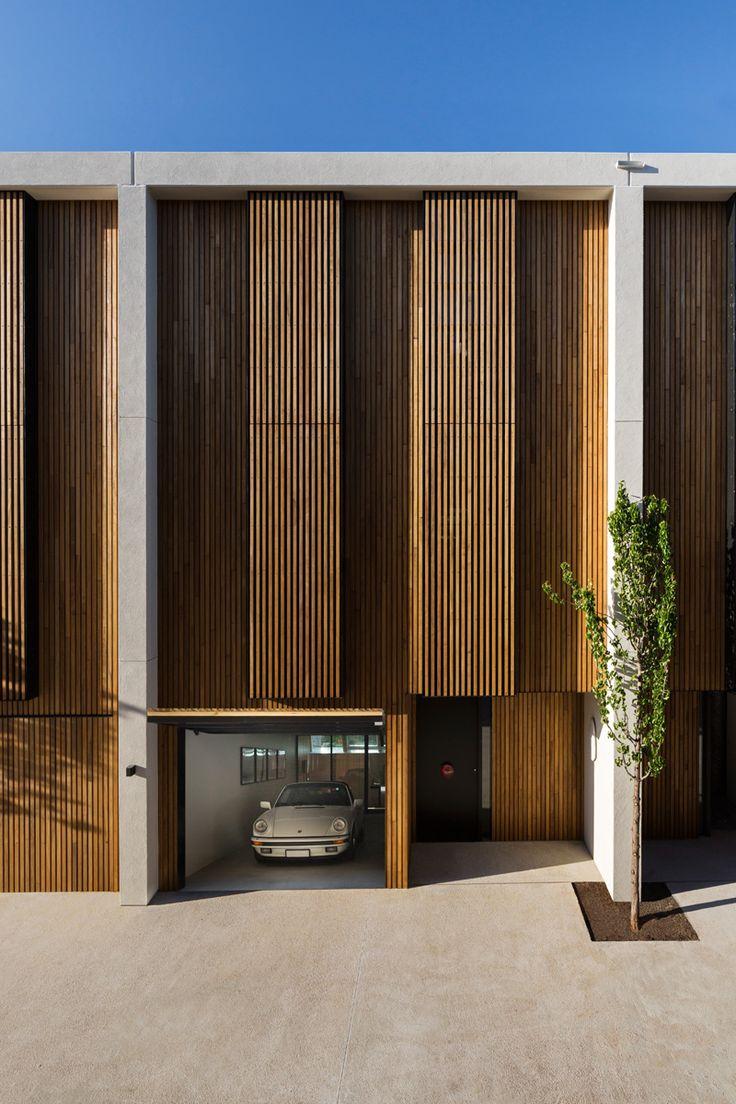 30 Esplanade: Contemporary Townhouses in Australia