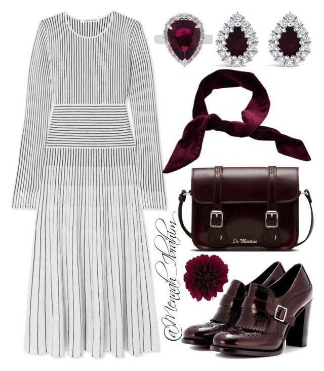 """""""Untitled #188"""" by mennah-ibrahim on Polyvore featuring Elizabeth and James and Church's"""