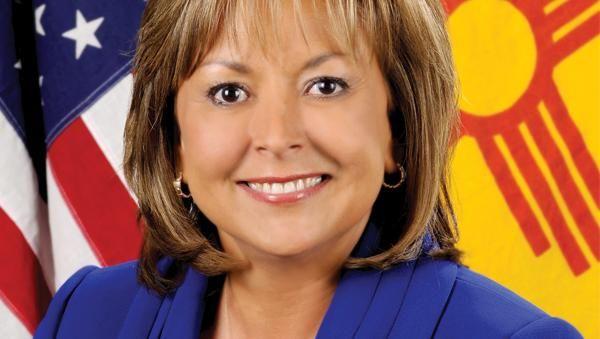 Susana Martinez begins second term as New Mexico governor - Bizwomen #newmexico #governor #politics