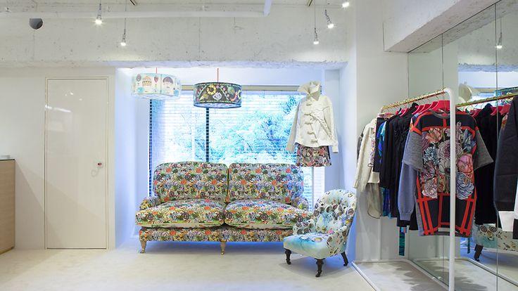 Sartoria Vico @ Permanent Modern #sartoriavico #permanentmodern #japan #retailers #shop