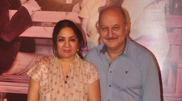 Anupam Kher And Neena Gupta's Play Is Superhit US And Canada