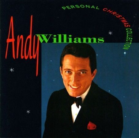 ANDY WILLIAMS Personal Christmas Collection (1995) compilation CD sealed #Christmas