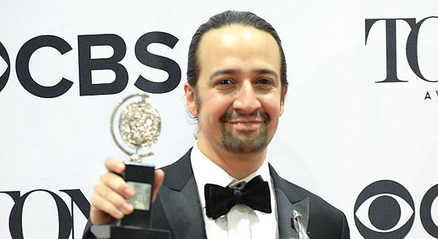"""On Wednesday,Lin-Manuel Miranda released a music video for the song """"Immigrants (We Get the Job Done)"""" featuring K'naan, Snow Tha Product, Riz MC and Residente."""