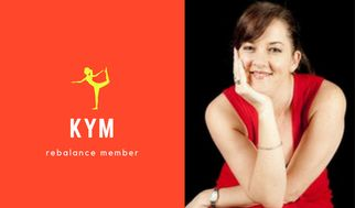 Kym - Rebalance Pilates and Yoga & Rejuvenators Massage