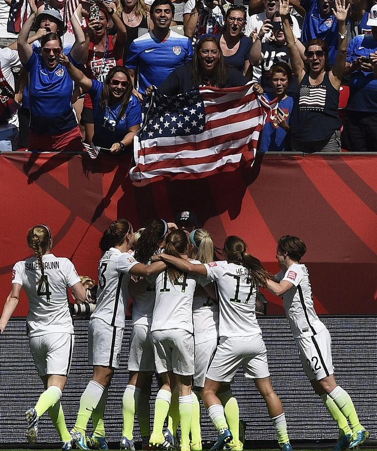 USA wins FIFA Women's World Cup 2015