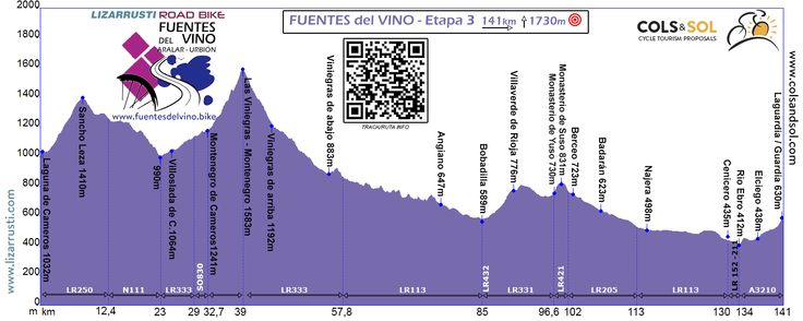 FUENTES del VINO stage 3, guide rail
