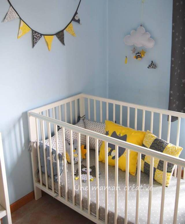 #DIY #baby #room #creative #craft #bebe #creatif   http://unemamancreative.com/tag/deco-chambre-bebe-diy/