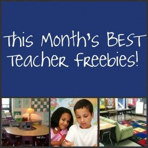Best teacher freebies. Resources for a variety of subjects and grade levels.