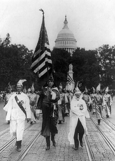 a history of the kkk or ku klux klan in america The ku klux klan was created and launched immediately after the civil war in tennessee  historical facts most americans don't know about the kkk and genocide in america  throughout us.