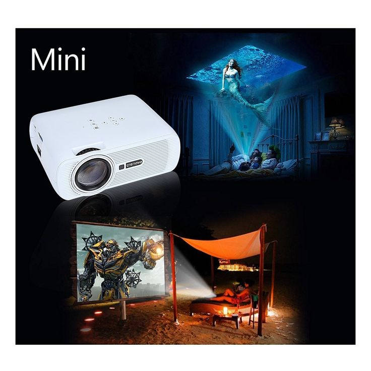 Small little movie projector $99.98U.S.D.  http://coolbackyardmovie.com/movie-projector-crenova-xpe460-led-video-projector-free-hdmi-support/  #projector #movie #backyard #outdoor