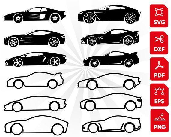 Sports Car Svg Speed Svg Transport Svg Car Svg Super Car Svg